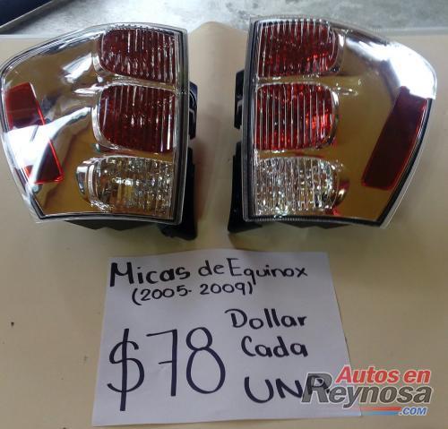 MICAS NUEVAS  DE  EQUINOX  05  /  09