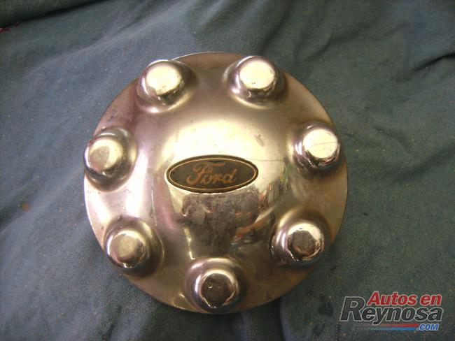 Copa Central para Ford F-250 rin17'