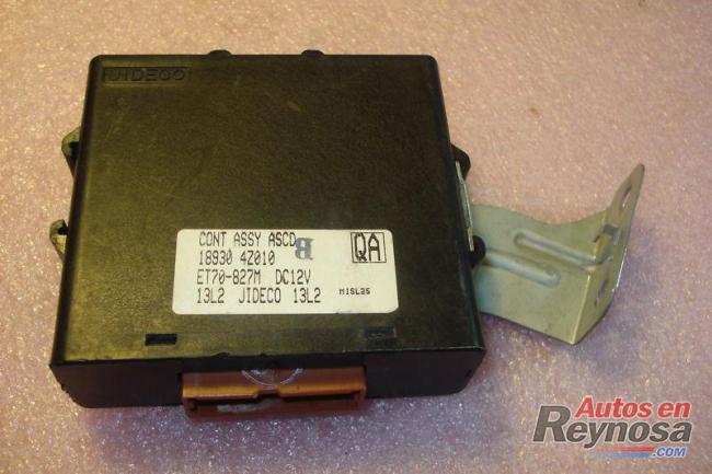 Modulo de Control de la Velocidad Nissan Sentra 2000-2005