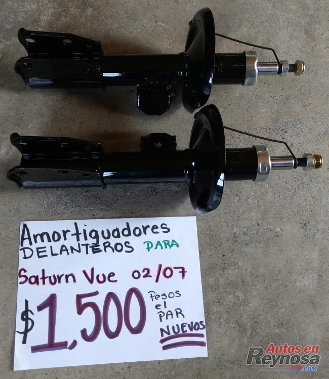 AMORTIGUADORES DELANTEROS PARA VUE SATURN  02/07 NUEVOS