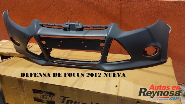 DEFENSA NUEVA DE FOCUS 2012