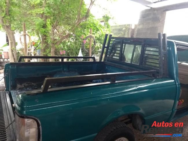 Parrilla con protección de caja Pick Up Ranger 1993 a 1997