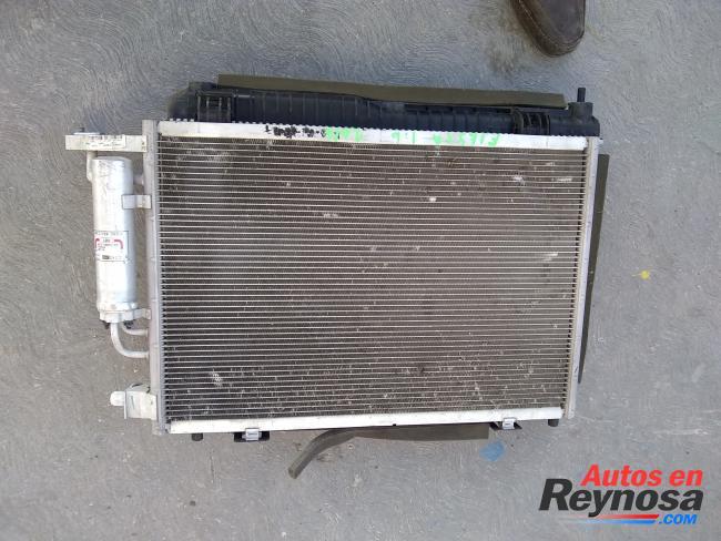 Radiador y condensador fuesta