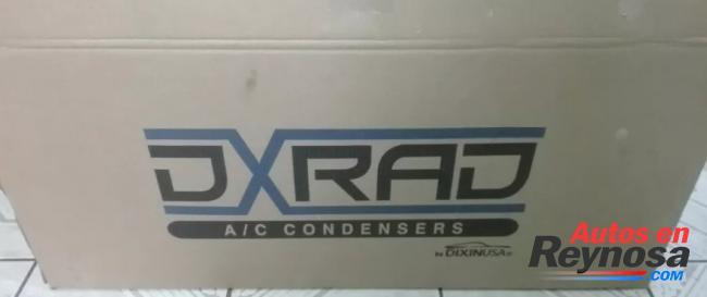 Condensador NUEVO De A/c Para Montana,aztec, Venture Año 01-05