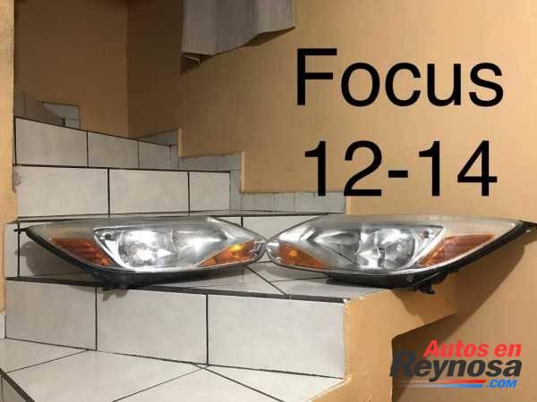 Focus 2012-2014 par de focos
