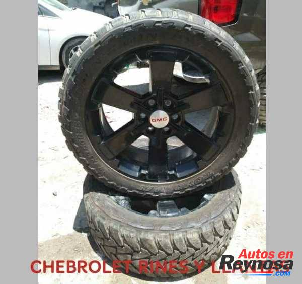 RIN 22 CHEVY ..GMC 22X12.50R22