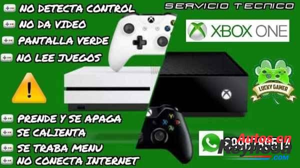 SERVICIO TECNICO ESPECIALIZADO XBOX ONE