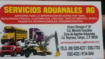 """SERVICIOS ADUANALES """"GUERRERO"""""""