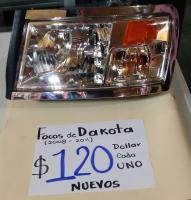 FOCOS DE DAKOTA  08/11 AMBOS  LADOS