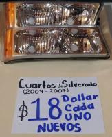 CUARTOS  DE  SILVERADO  NUEVOS  04  /  07
