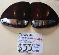 MICAS DE GRAND CARAVAN,CARAVAN Y TOWN COUNTRY 04  /  07