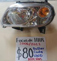 FOCOS  NUEVOS  DE  HHR 06/11 AMBOS  LADOS