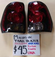 MICAS  NUEVAS  DE  TRAILBLAZER  02  /  09 AMBOS  LADOS