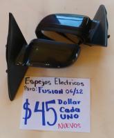 ESPEJOS   ELÉCTRICOS  NUEVOS  PARA  FUSION  06/12 AMBOS  LADOS