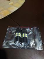 LED 3157 para reversa con Lupa de alta potencia