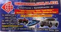 NACIONALIZACION DE AUTOS, CAMIONETAS, MOTOS Y CAMIONES