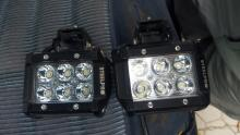 Faros y barras LED