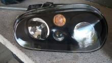 Chevrolet Silverado 2009 puerta y par de espejos