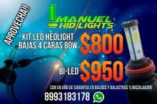 LUCES LED 550