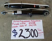 AMORTIGUADORES DELANTEROS DE FORD F150 04/08 NUEVOS