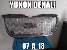 Parrilla de Yukon denali 2007  a 2013