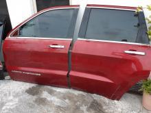 Grand Cherokee 2011/2017 puertas izquierdas y tapa Tapa trasera COMPLE