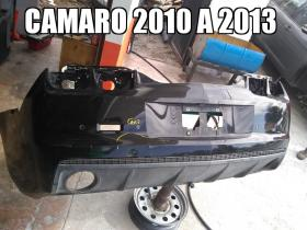 Defensa trasera de Camaro 2010 a 2013