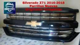 Parrillas Silverado Z71 2016-2018