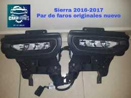 Sierra 2016-2017 Faros de niebla nuevos originales