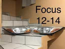 Focus 12-14 Par de focos