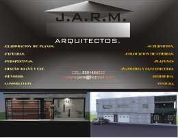 TRABAJOS DE CONSTRUCCIÓN,ELAB. DE PLANOS , FACHADAS Y DISEÑOS 3D.