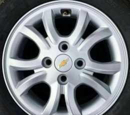 Vendo Rin de Chevrolet 2018 (Tengo los 4 como Nuevos)
