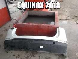 Defensa trasera de equinox 2018
