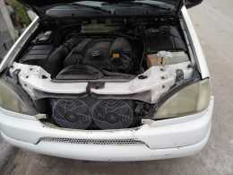 Mercedes benz ml320 año 2000