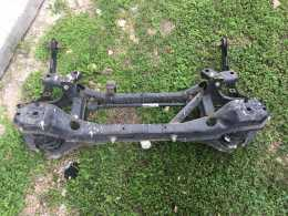 SUSPENSION TRASERA FORD FOCUS 2009