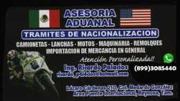 ***** NACIONALIZACION Y REGULARIZACION *****