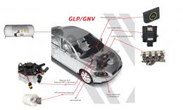 Equipos para conversión de gasolina a GAS L.P.