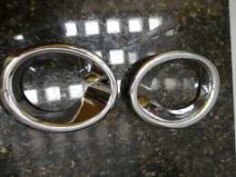 13-16 Nissan Pathfinder faros cromos