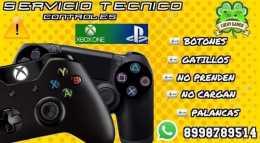 SERVICIO TECNICO ESPECIAliZADO CONTROLES PS4 XBOX ONE XBOX 360