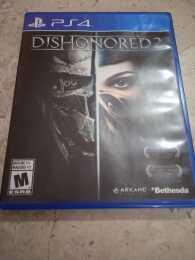 VIDEOJUEGO PS4 DISHONERD 2