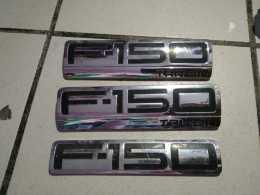 Emblemas f-150 2004/2008