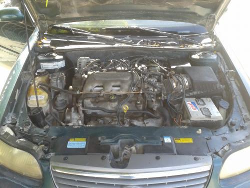 Vendo Chevrolet MAlibu 99!!!