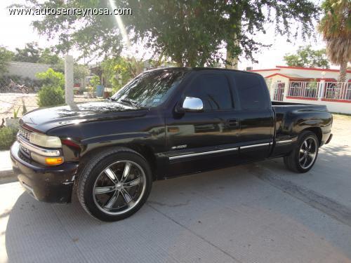 Chevrolet Silverado xlt 2000, CHEVROLET SILVERADO 2000 CAB. 1/2 4 PTS. en Reynosa Tamaulipas México