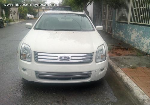 Ford fusion 2008 SE V6 - Autos en Reynosa