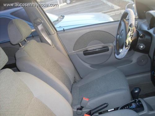 Chevrolet Aveo Americano Automatico 2004 Autos En Reynosa