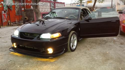 Mustang Cobra original negro 2001