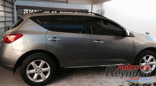 Nissan Murano 2009 trans. Automatica 6 cil Fronteriza