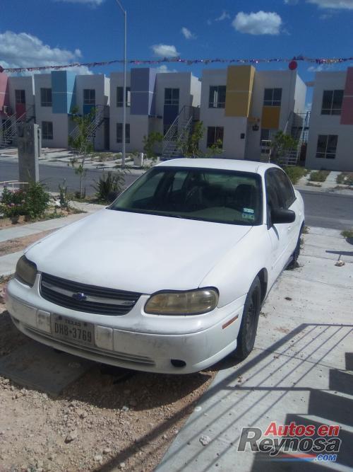 Chevrolet Malibu 2002 trans. Automatica 6 cil Americano