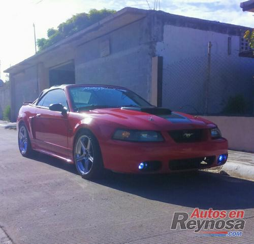 Ford Mustang 2002 trans. Automatica 8 cil Mexicano