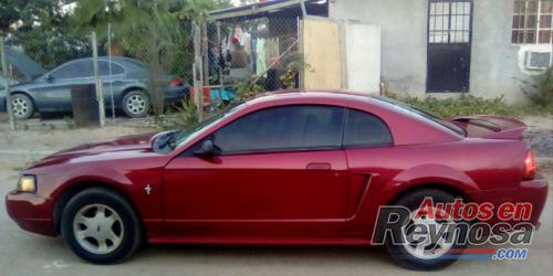 Ford Mustang 2000 trans. Automatica 6 cil Fronterizo